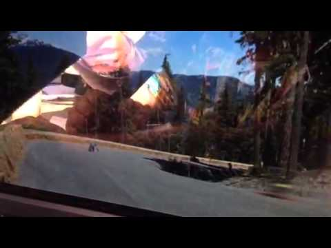 Whistler Longboard Festival 2013 Women's Final