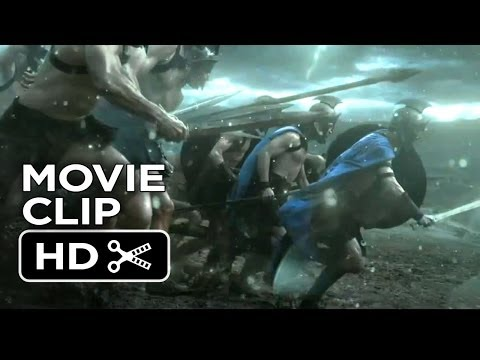 300: Rise of an Empire Movie CLIP - Themistokles (2014) - Eva Green Movie HD