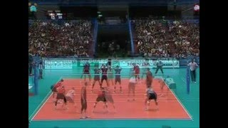 Great Volleyball Attack's