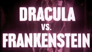 Dracula Vs. Frankenstein (1970) [Science Fiction] [Horror