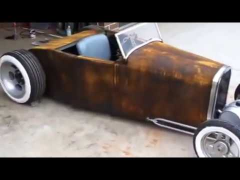 5 hp briggs Mini Ratrod