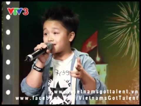 Nguyễn Lê Nguyên - 11 tuổi - Born This Way (Lady Gaga) - Vietnam's Got Talent