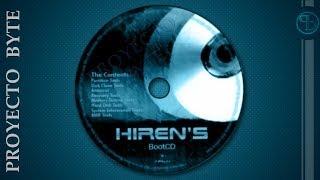 Hirens Boot CD 15.2 Tutorial En Español De Como Descargar