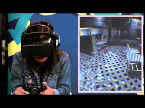 Oculus Rift - AFFECTED The Hospital JUMPSCARE Compilation! (TEENS REACT)