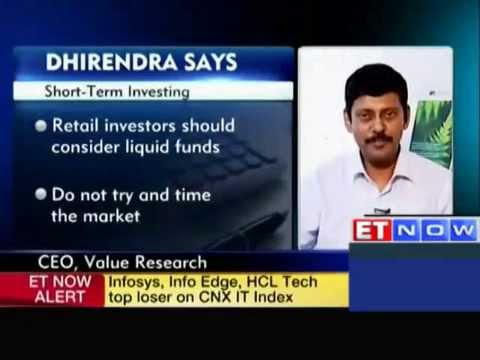 Short-Term INVESTING: Dhirendra Kumar's view