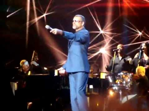 George Michael - Symphonica tour Live Birmingham - Father figure Sep 2012