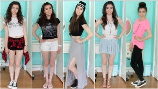 OOTW: August Outfits of the Week!