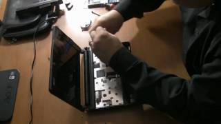 Acer Netbook Cooling Mod Tutorial Fan Replacement And