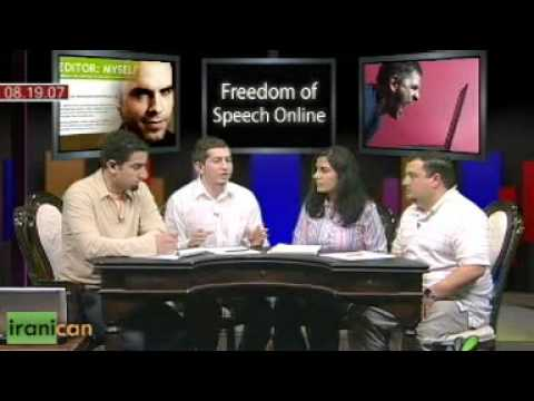 Iranican talks about Hossein Derakhshan vs. Mohammad Mehdi Khalaji (Part 1)