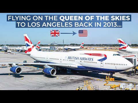 [Tripreport] | VIE-LHR-LAX | Boeing 747-400 | British Airways Economy Class
