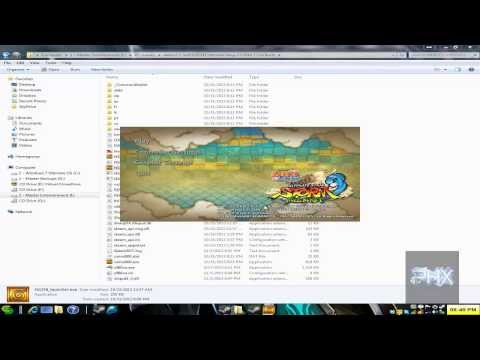 [How To] Play Naruto Shippuden: Ultimate Ninja Storm 3 Full Burst With PC or PS2 USB Tutorial