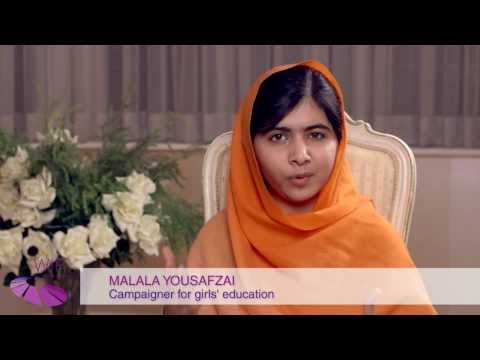 Video message by Malala  Annan at the WIP Annual Summit 2013