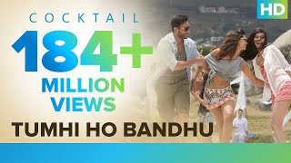 Tumhi Ho Bandhu Full Song Video Cocktail Ft. Saif Ali