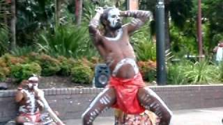 Didgeridoo and Aboriginal Dance, Australia