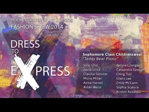 03 Childrenswear // 2014 Moore Fashion Show // Dress to Express