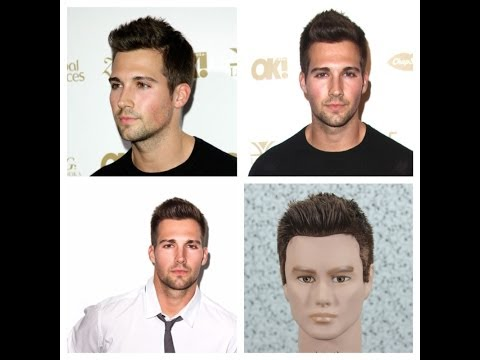 James Maslow Haircut Tutorial