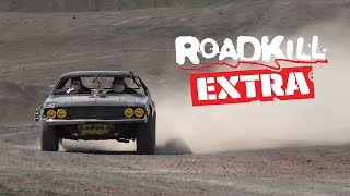 Sandstorm Torture! The Extended Cut - Roadkill Extra. MotorTrend.