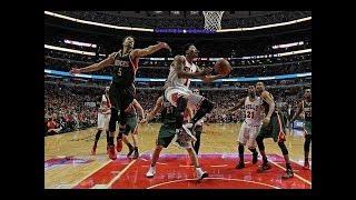 NBA Hangtime Finishes
