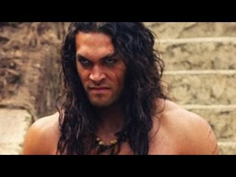 Conan the Barbarian trailer 2011 official
