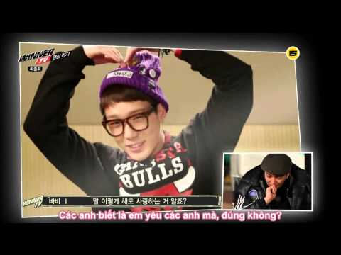 [Vietsub] Team B Cut on WinnerTV E.10