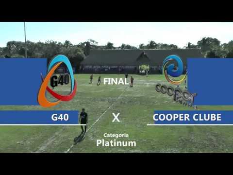 Copa AFIA México 2017 - G40 X COOPER FINAL- PLATINUM - 16/11/2017