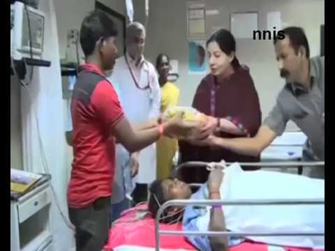 Jaya Offers Rs 5 Lakhs More To Chennai Mishap Victims Kin