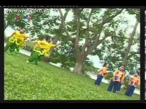 Lộn Cầu Vòng Ca Nhạc Thiếu Nhi Việt Nam  Bé Đáng Yêu Kênh Thiếu Nhi 2013