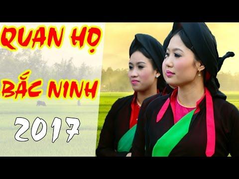 Dân Ca Quan Họ Bắc Ninh Hay Mới Nhất 2017 | Album Lệ Thanh