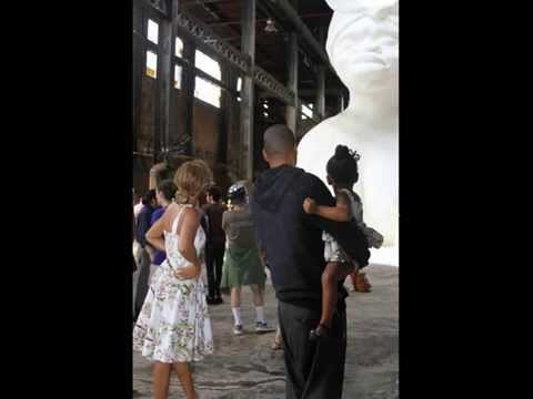 BEYONCE, JAY Z & BLUE IVY: Share photos of Visit to Sugar Exhibit -