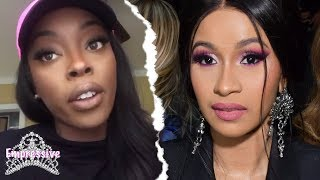 Cardi B slams makeup artist MUA Blacswan | Cardi gets exposed for lying!