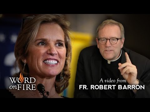 Father Barron on Kerry Kennedy's