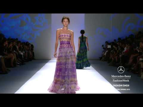 TADASHI SHOJI FULL COLLECTION - MERCEDES-BENZ FASHION WEEK SPRING 2013 COLLECTIONS