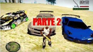 GTA San Andreas Como Poner Autos Mas Reales Sin Mods Parte 2