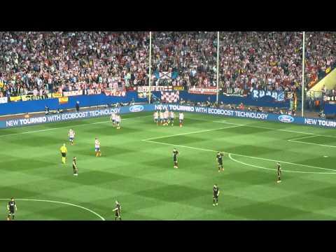 Champions 2014 Atlético de Madrid   Barcelona   1 0 Gol de Koke