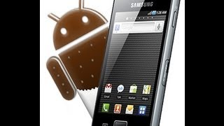 Como Descargar E Instalar Android 4.0.4 En Galaxy Ace