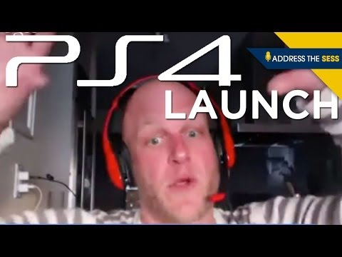 The PS4 LAUNCH! Games, Controllers, Systems, Sales, and MORE! Address the Sess