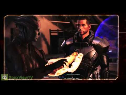Mass Effect 3 Interactive Storytelling Gameplay Trailer
