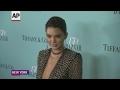 Kendall, Kris Jenner toast Harpers Bazaar