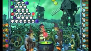 Bubble Witch Saga Level 282