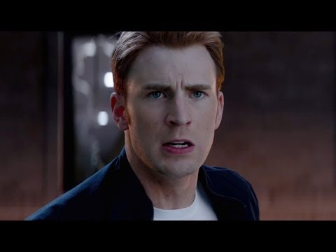 "Captain America 2 ""In Pursuit"" Clip Official - Captain America The Winter Solider"