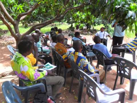 Global Pollination Project -Ghana Trainings