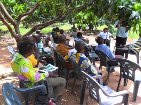 Global Pollination Project -Ghana Trainings