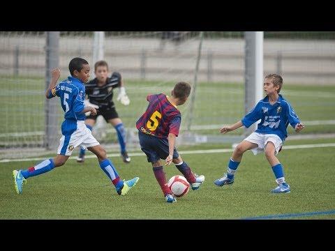 FC Barcelona - Els cinc millors gols del planter (12 i 13 octubre)