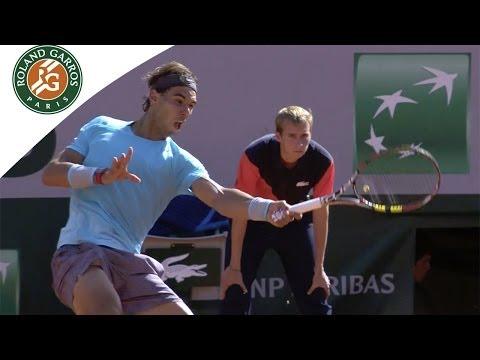 Roland Garros Shots of Day 13