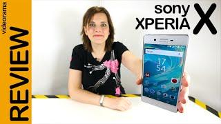 Video Sony Xperia X o2pDPK-37LE