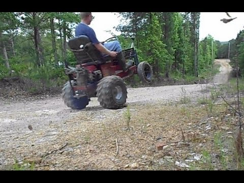 Off Road Yazoo Mower Full Pass