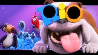 Rio 2 Trailer 2014 Movie Official [HD]
