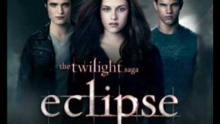 Eclipse Official Soundtrack List (Release Date Jun 08