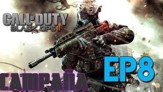 Black Ops 2 Campaña Ep. 8 FINAL