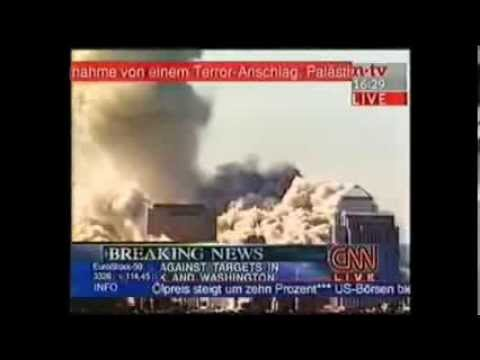 9/11 - RTL Aktuell 11.09.2001 (Enya - Only Time) Tribute to World Trade Center (NY)